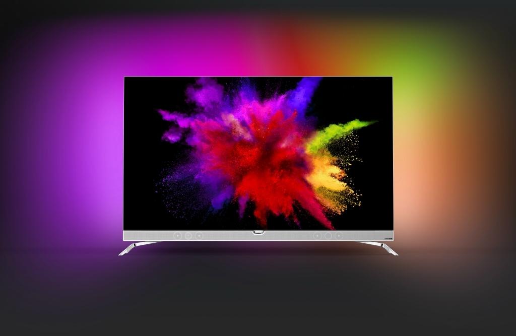 Photo of Noua gama de televizoare cu luminite ambientale Philips OLED arata surprinzator de bine
