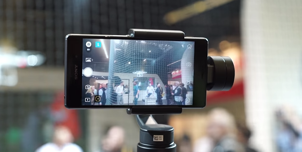 Photo of DJI Osmo Mobile la Photokina 2016