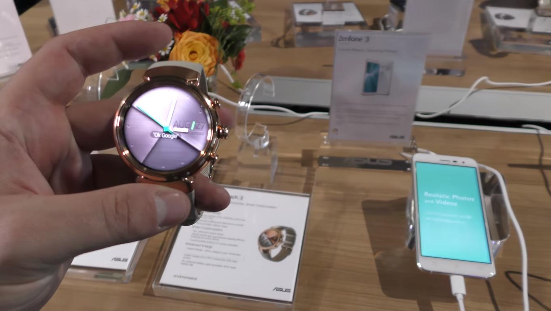 IFA 2016: ASUS lansează cu Zenwatch 3 un ceas rafinat, accesibil și capabil 2