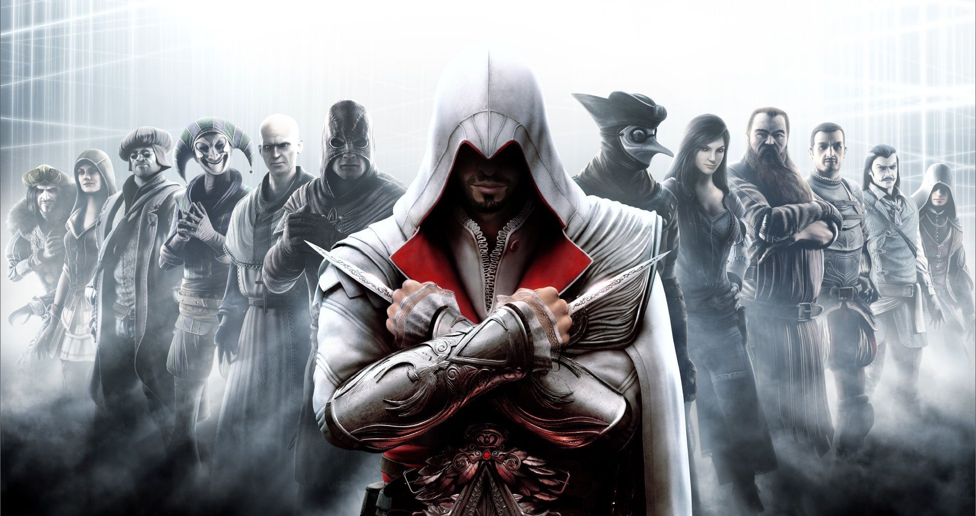 Photo of Ubisoft dezvăluie Assassin's Creed: The Ezio Collection