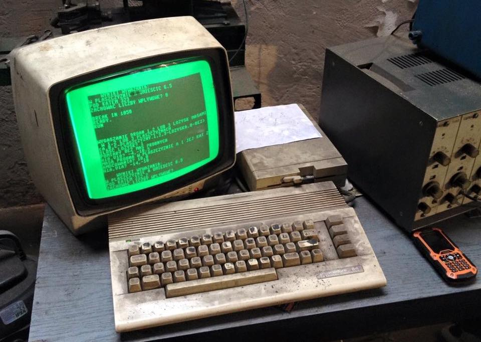 Photo of Cum arată un Commodore 64 care merge de 25 de ani