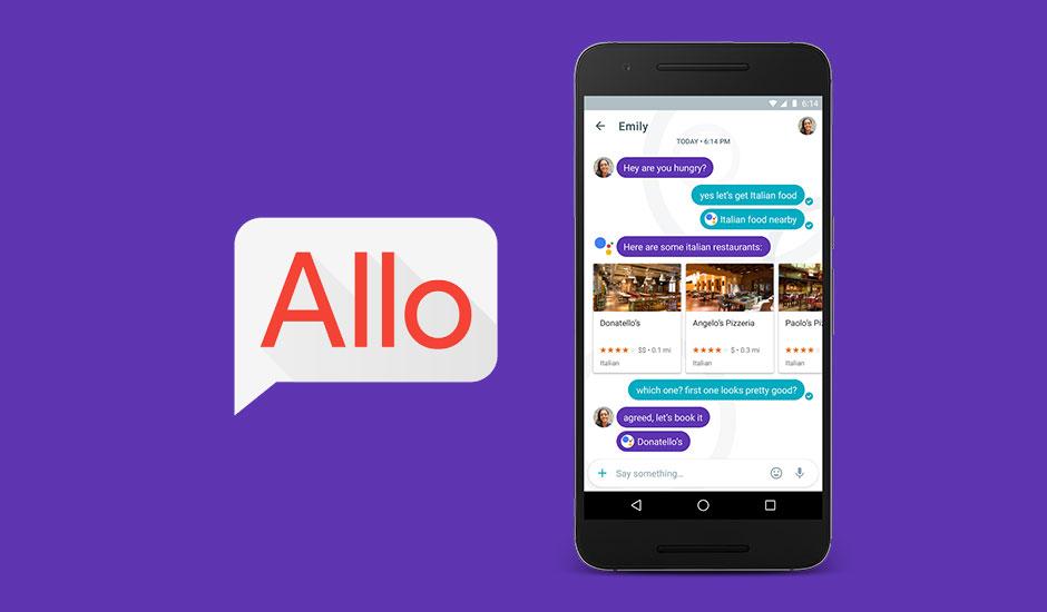 Photo of Google Allo primește variantă de web