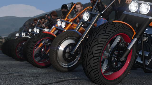 Photo of GTA 5 primește un nou expansion, Bikers!