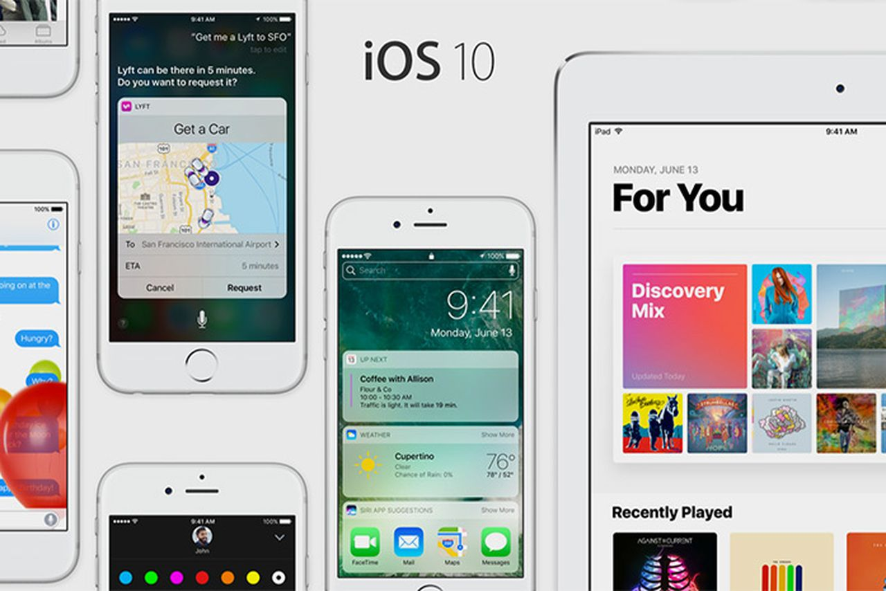 Photo of iOS 10 va fi lansat pe 13 septembrie