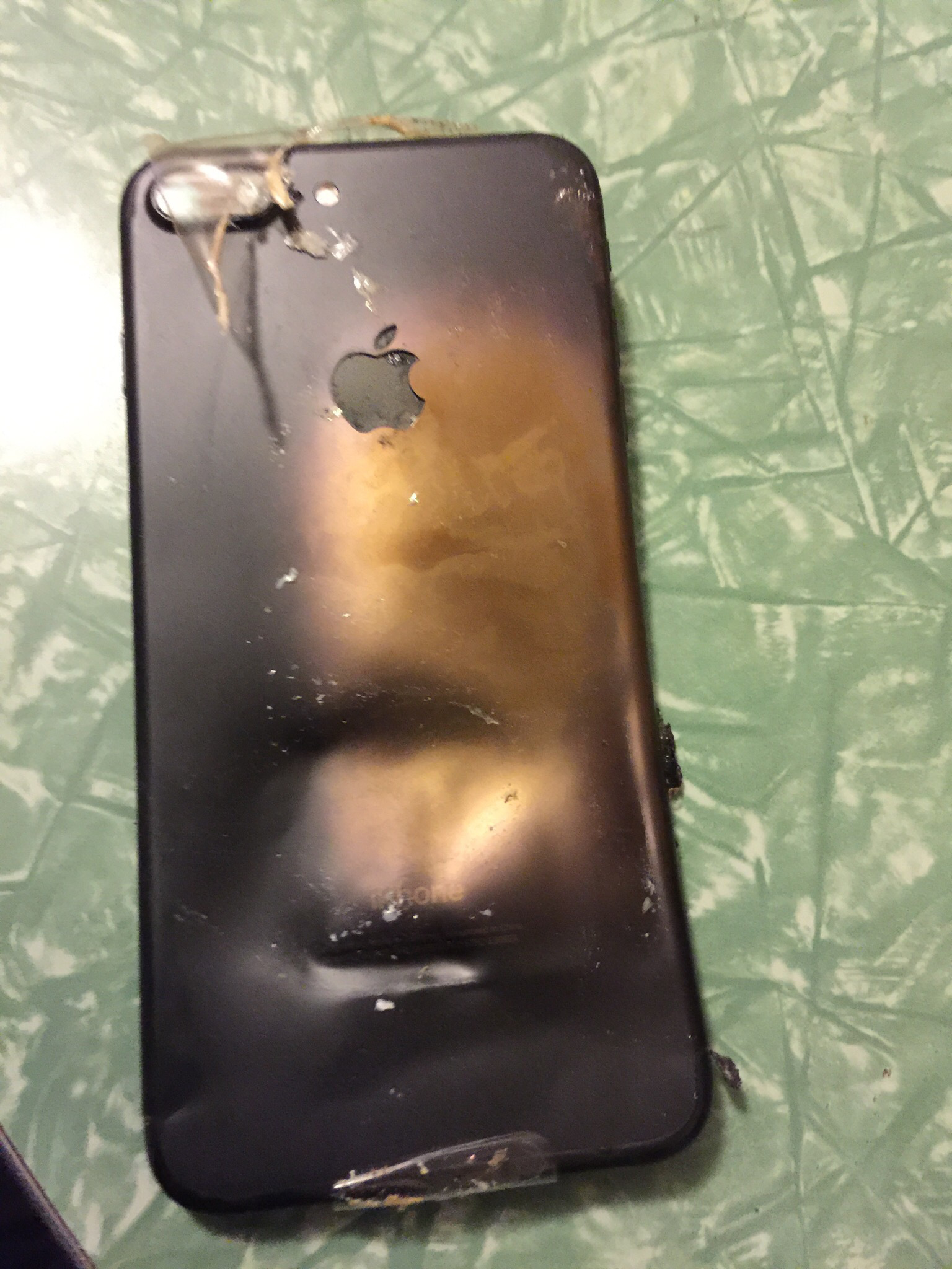 Photo of Și iPhone 7 poate exploda