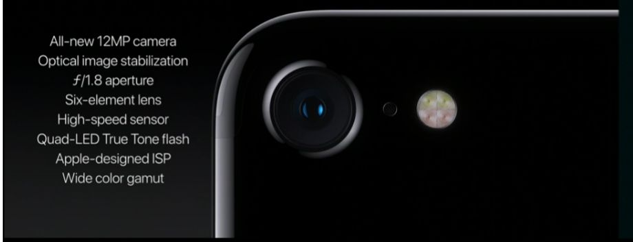 Photo of iPhone 7 nu are lentilă de safir, contrar la ceea ce spune Apple