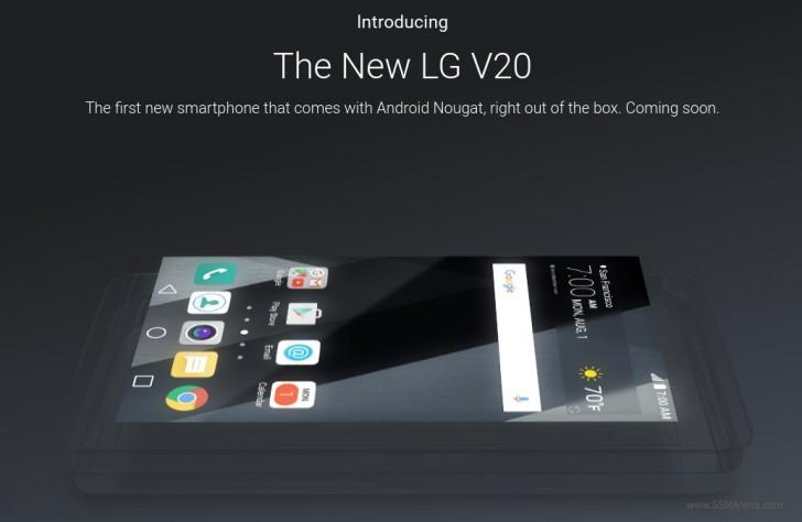 Photo of Detalii despre LG V20