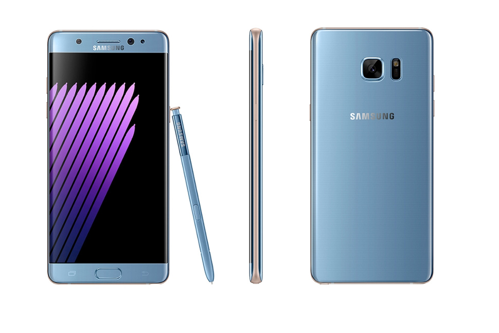 Photo of Samsung Galaxy Note 7 revine la vânzare pe 28 octombrie