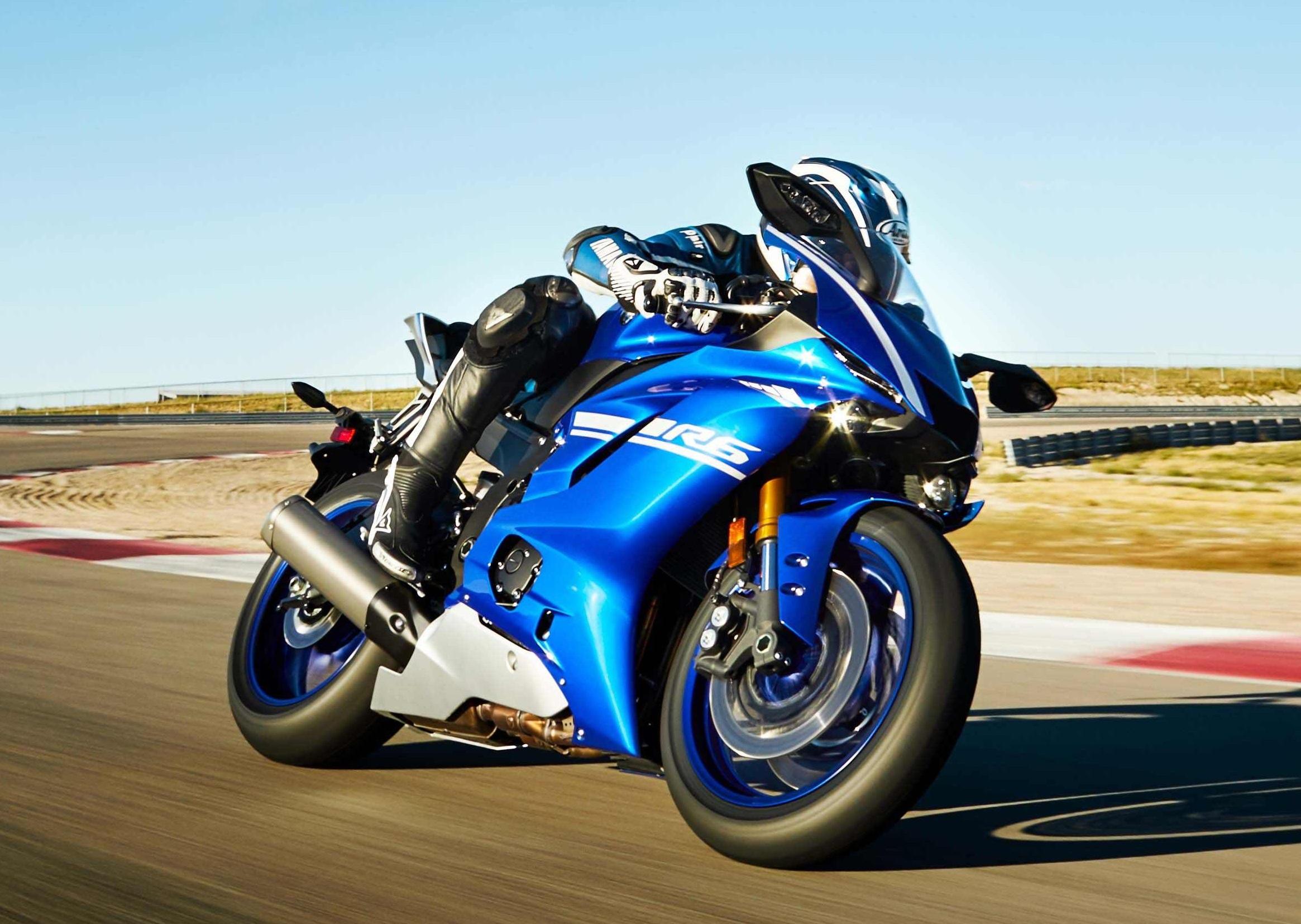 Photo of Noua Yamaha R6, salvatoarea clasei Supersport – detalii tehnice, video și galerie foto