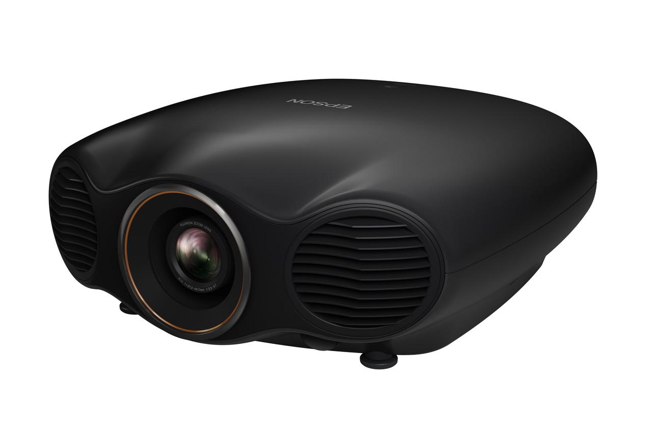 Epson lansează un proiector laser home-cinema cu amplificare 4K, Blu-ray UHD și suport HDR