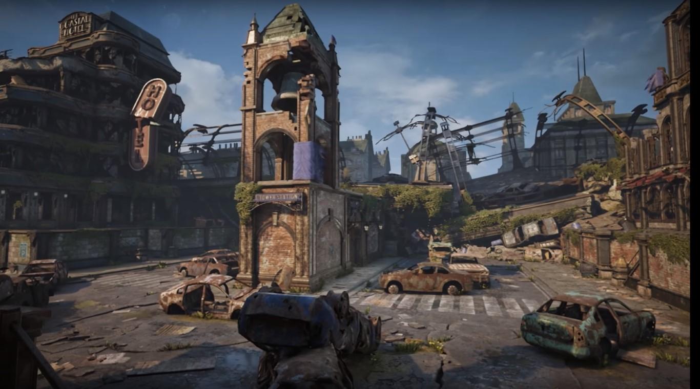 """Photo of Noutăți pentru Gears of War 4 – Harta """"Gridlock"""" și modul de joc """"Guardian"""""""