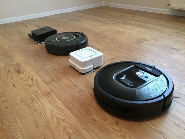 Roomba si Braava de la iRobot – cei mai avansati roboti de curatare de pe piata