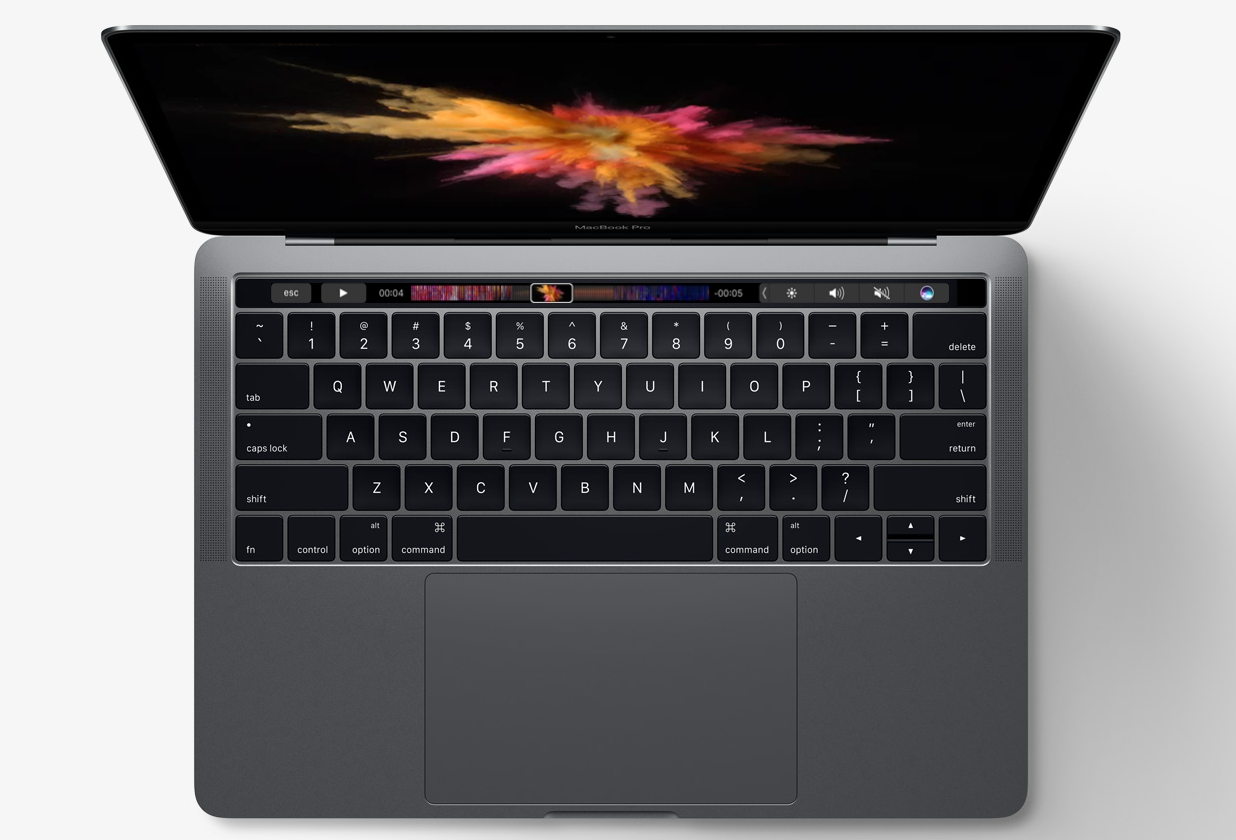 Photo of MacBook Pro poate rula Doom… pe Touch bar