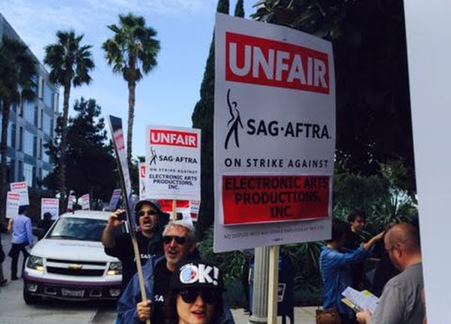 Photo of Proteste la Electronic Arts