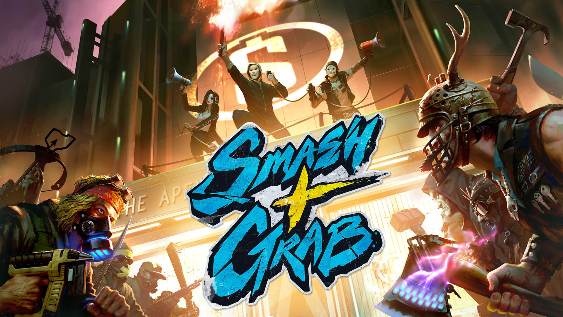 Photo of SMASH + Grab nu mai este disponibil pe Steam dupa inchiderea United Games Front