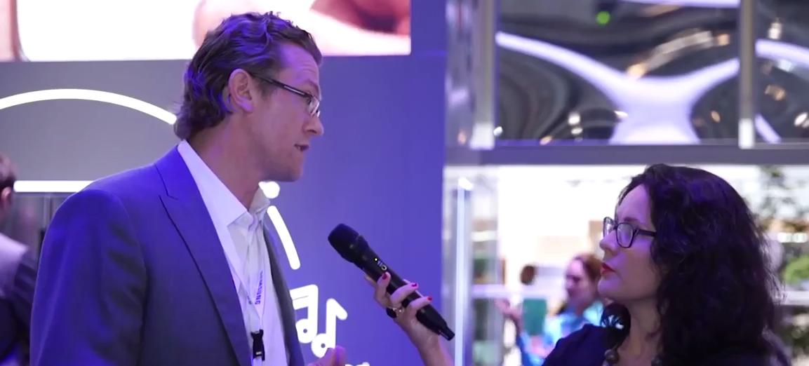 Interviu cu Dan Harvie  – director Samsung Electronics Europe