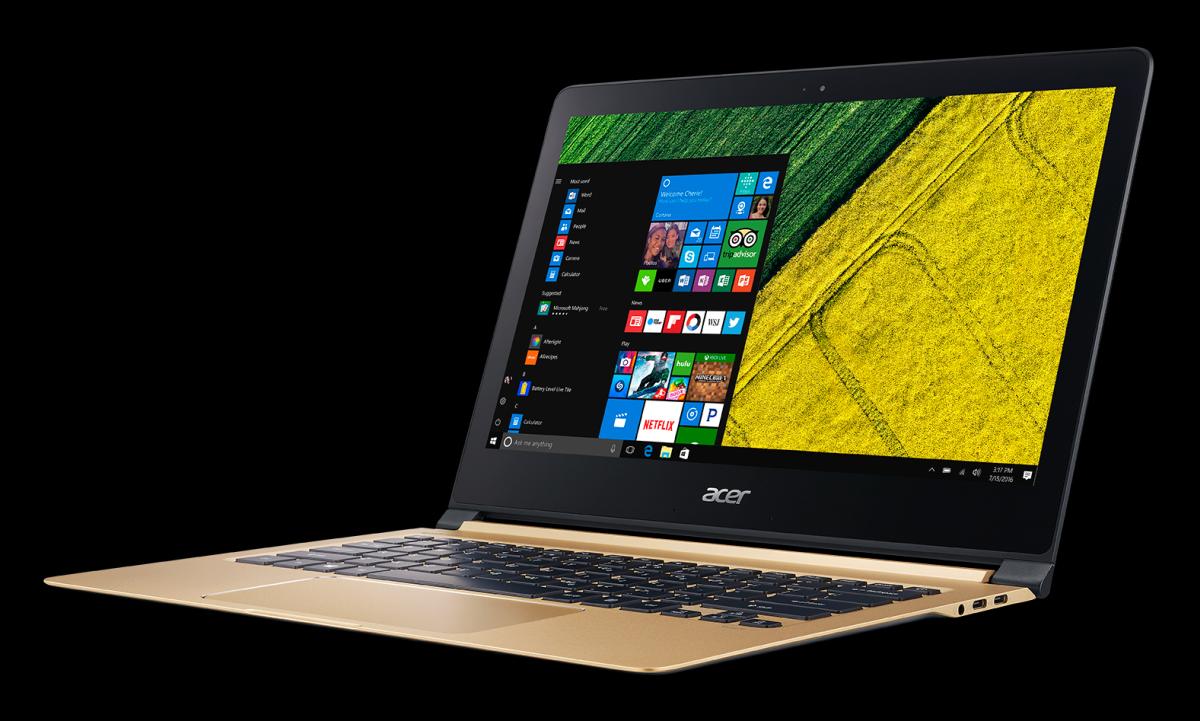 Photo of Acer Swift 7, cel mai subțire laptop din lume, este acum disponibil în România