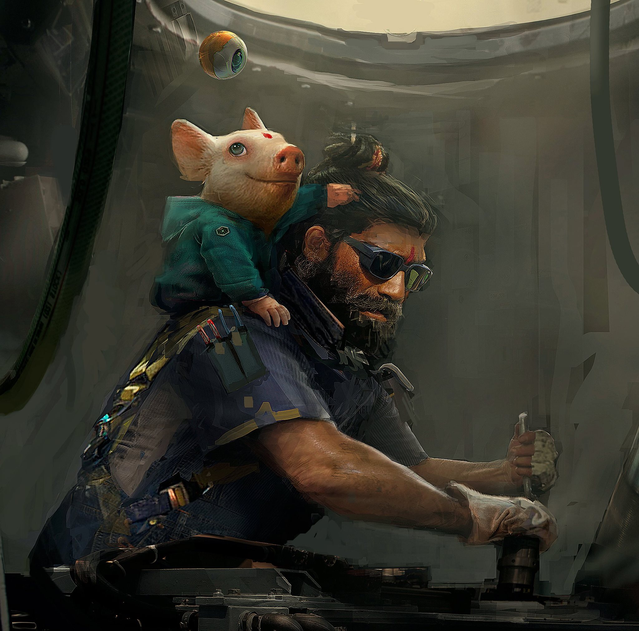 Photo of Beyond Good and Evil 2 intră în producție… iar