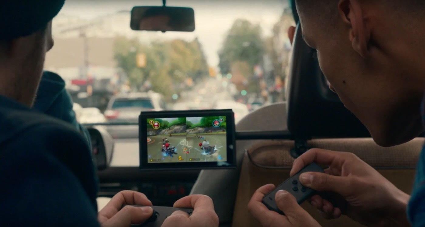 Photo of Nintendo avertizeaza ca imaginile din trailer-ul Switch nu sunt reprezentative pentru consola