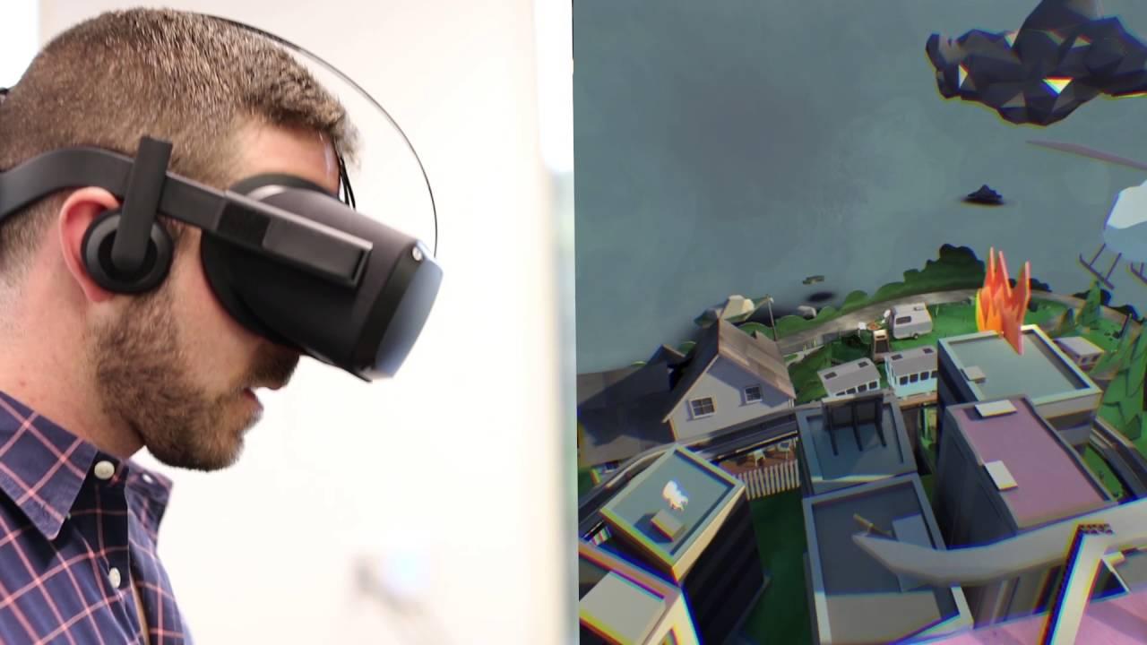 Photo of Oculus anunță Santa Cruz, un succesor mai ieftin și fără cabluri pentru Rift