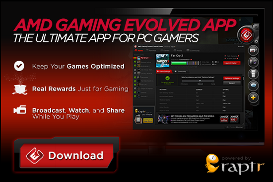 Photo of AMD renunță la Raptr Gaming Evolved