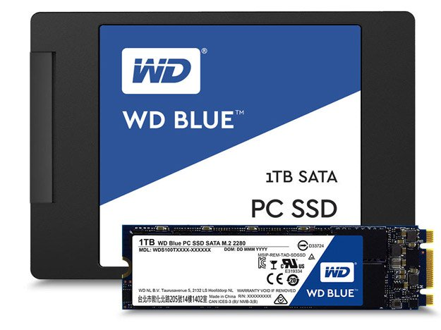 Photo of Western Digital anunță SSD-uri din seria Blue și Green