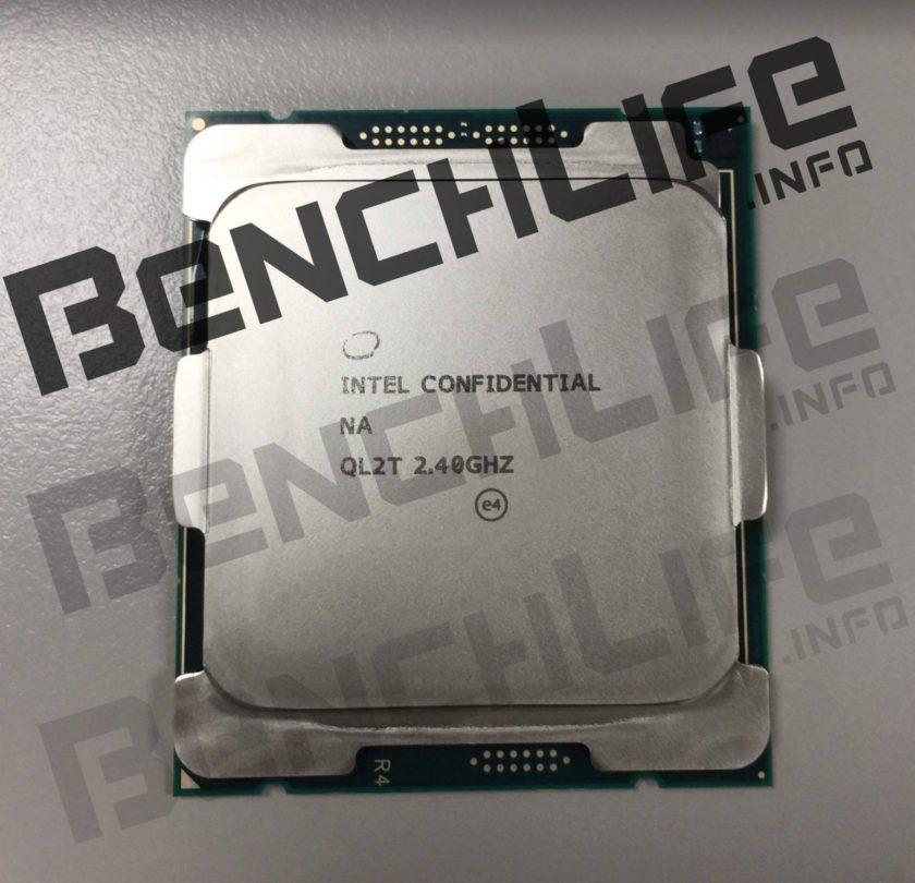 Photo of Primul procesor Skylake-X a fost zărit