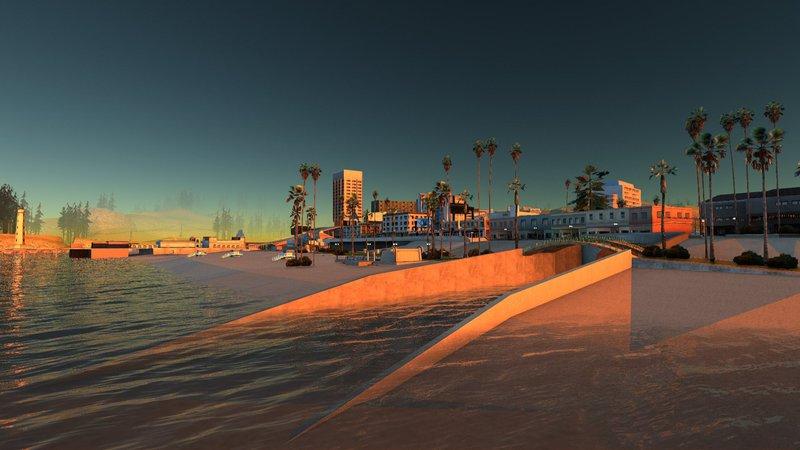 Photo of GTA San Andreas arată excelent cu acest mod