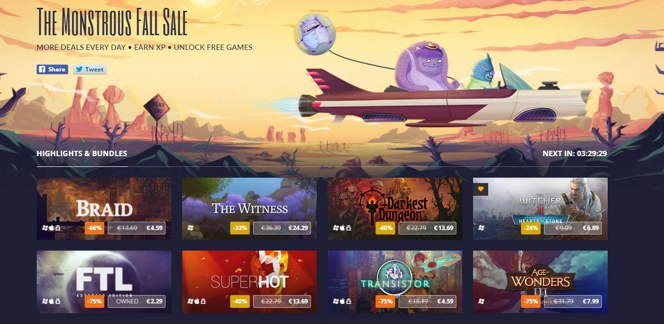 Photo of Reduceri mari și jocuri gratuite pe GOG