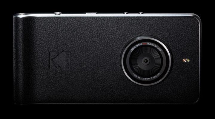 Photo of Kodak a făcut un smartphone cu o cameră foarte mare