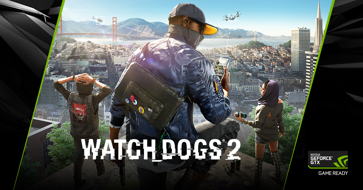 Photo of Watch Dogs 2 este gratuit cu anumite plăci grafice Nvidia GeForce