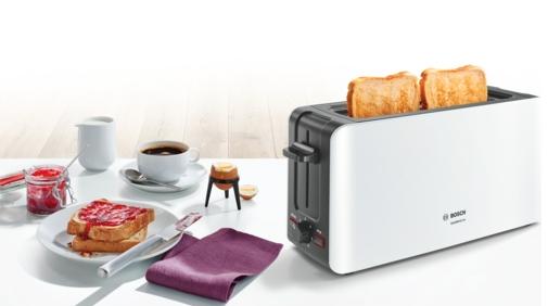 Bosch ComfortLine, pentru un start perfect al zilei!