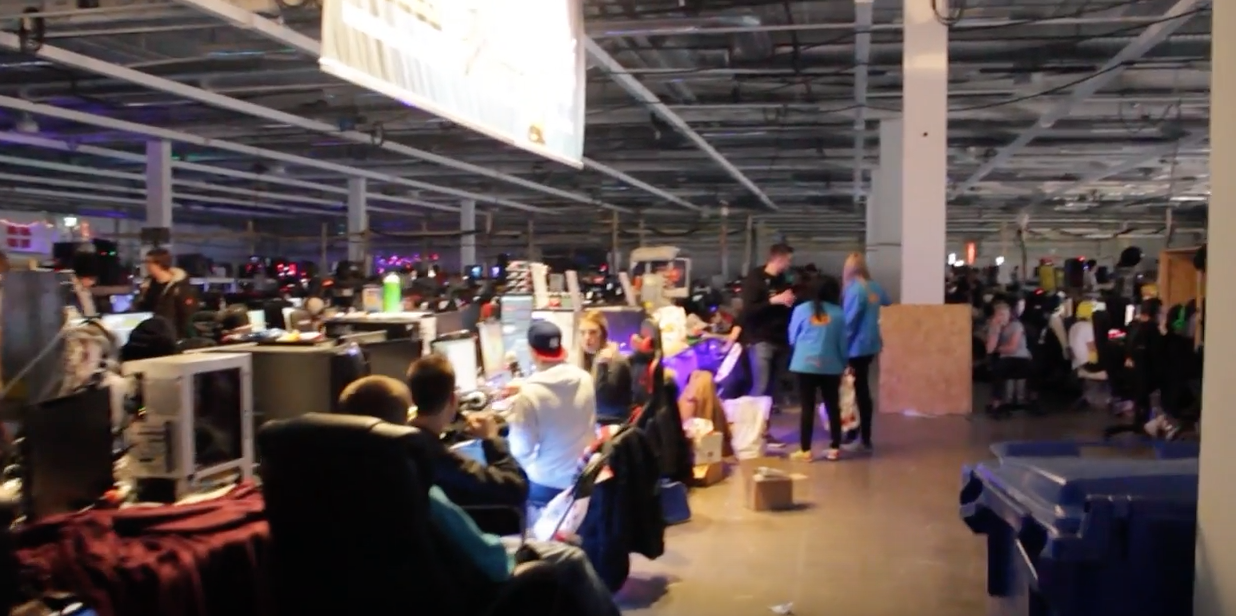 Photo of Dreamhack Winter 2016 – La suedezi nu e ca la noi!