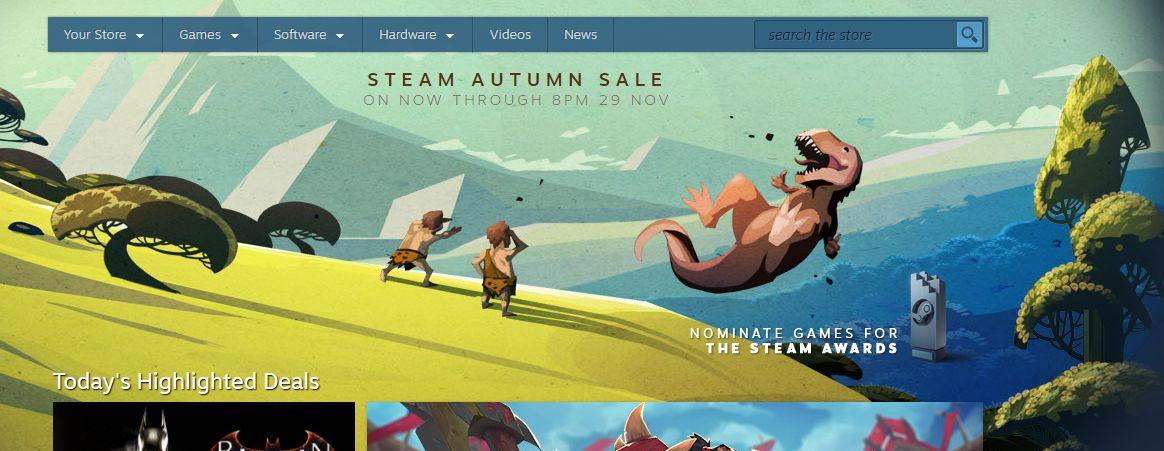Photo of A început marele Steam Sale de toamnă!