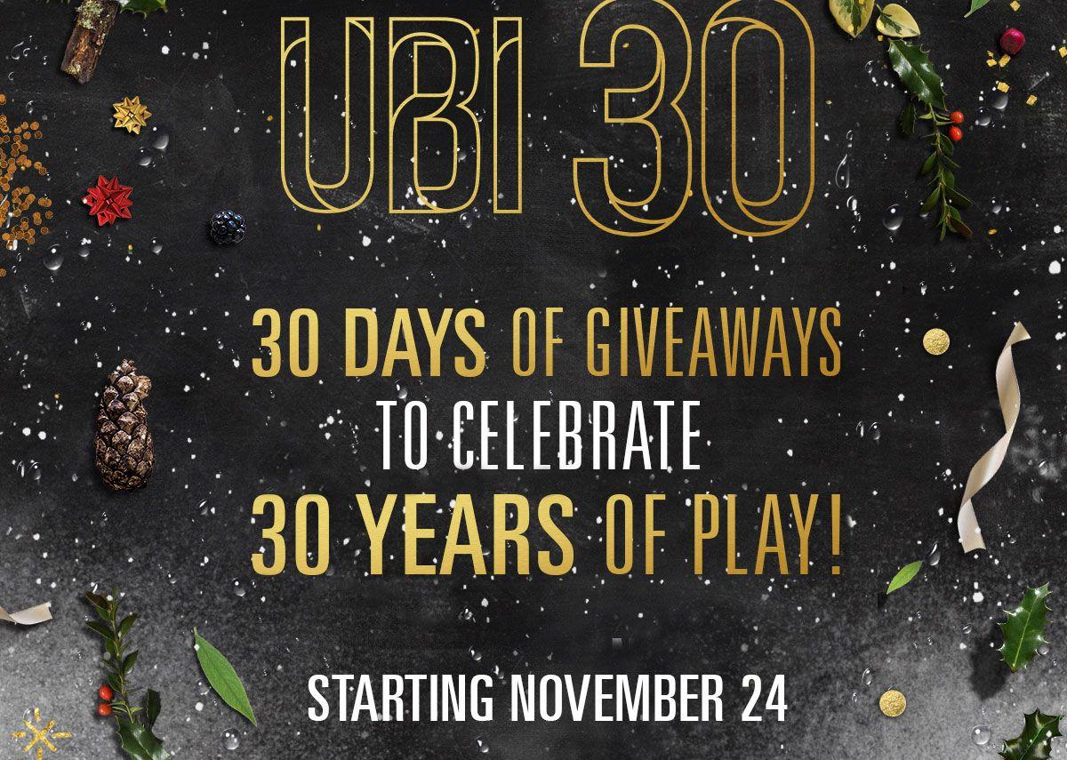 Photo of Ubisoft va da lucruri gratuite o lună întreagă