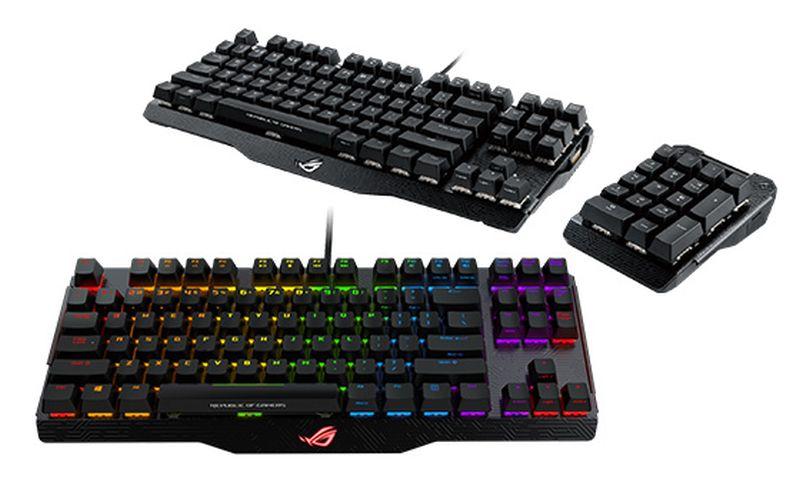 Photo of ASUS a lansat ROG Claymore și ROG Claymore Core, două tastaturi mecanice pentru gaming