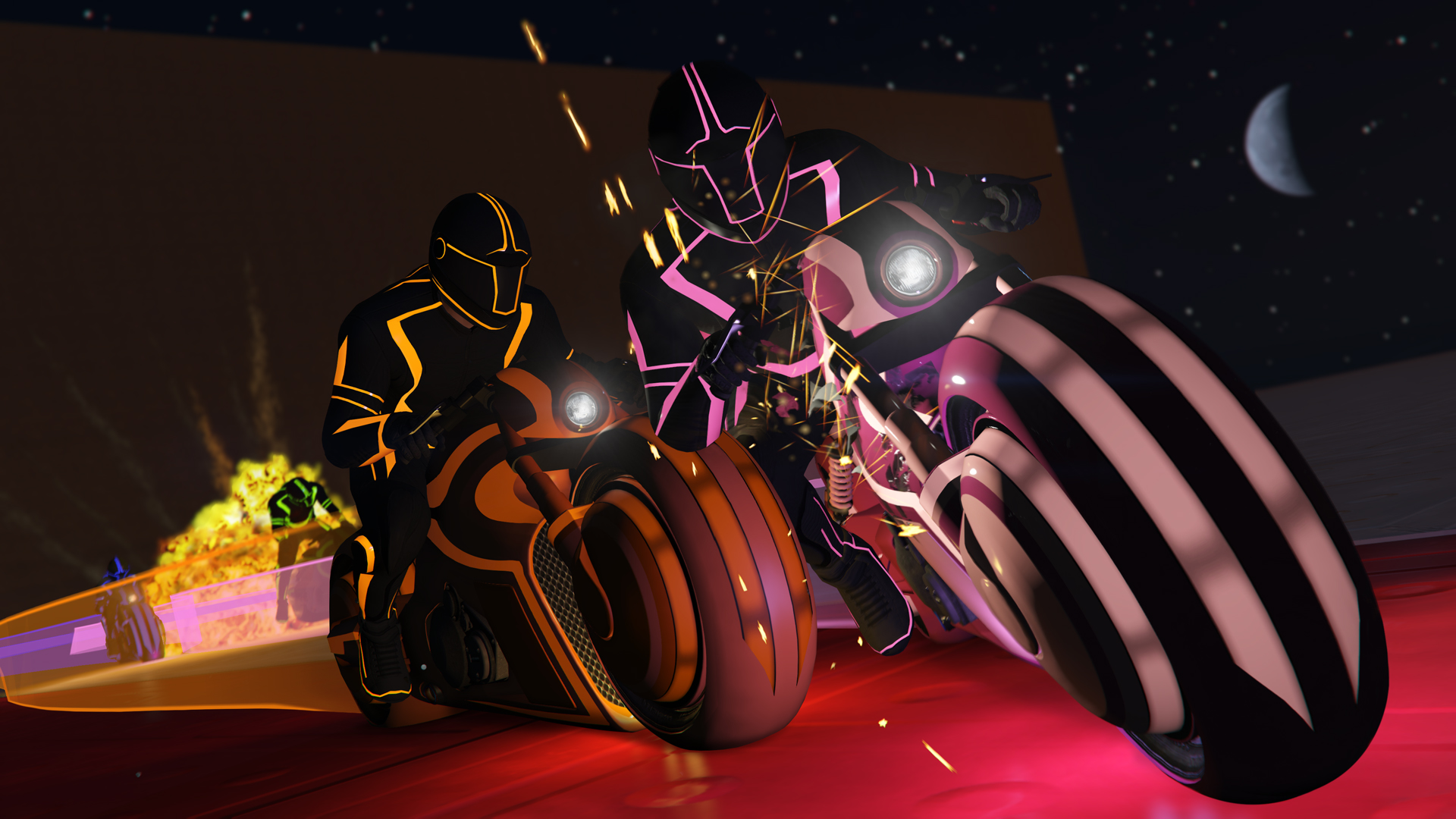 Photo of GTA Online devine Tron