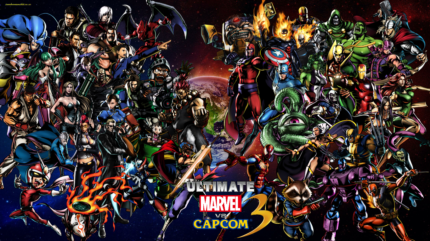 Photo of Marvel vs Capcom 3 ajunge pe PC!