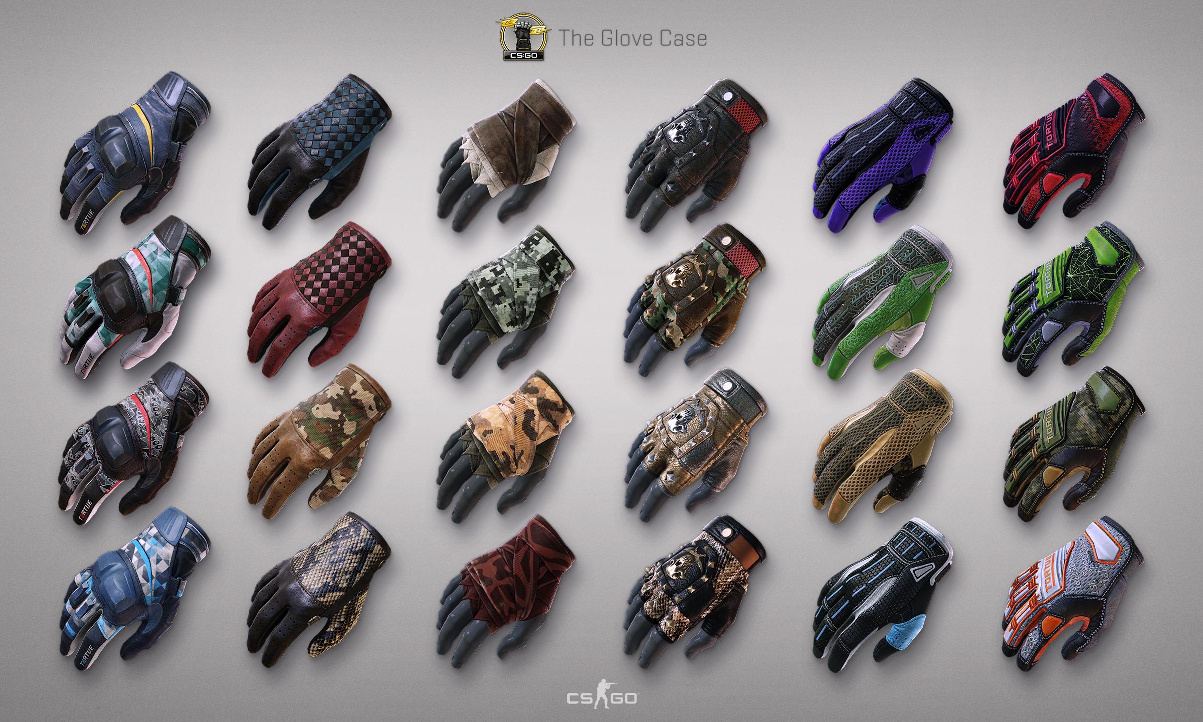 Photo of Counter-Strike Global Offensive adaugă skin-uri pentru mânuși