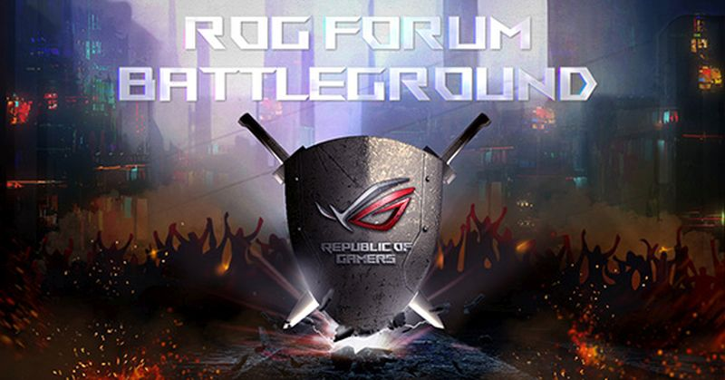 Photo of ASUS Republic of Gamers lansează ROG Forum Battleground Community Campaign