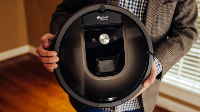Photo of User Review Roomba 980 by Alexandru Frusina