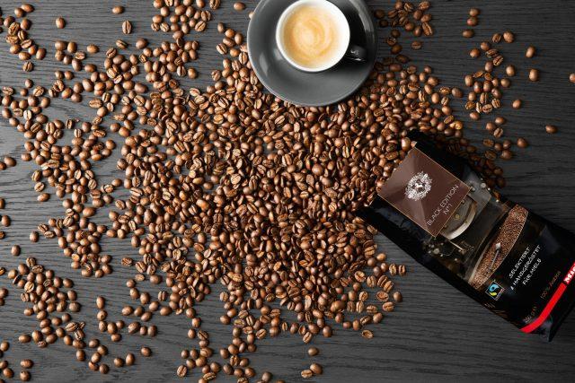 Miele are propriul sortiment de cafea – Black Edition No 1