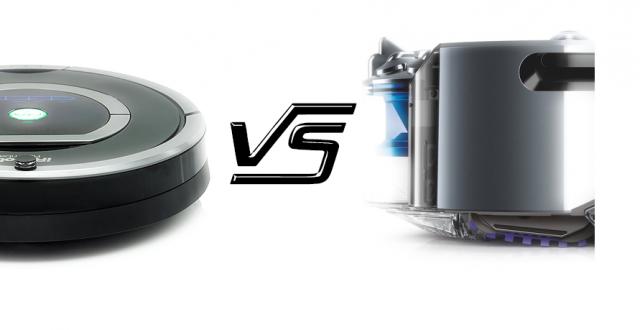 Photo of iRobot Roomba 980 vs Dyson 360 Eye
