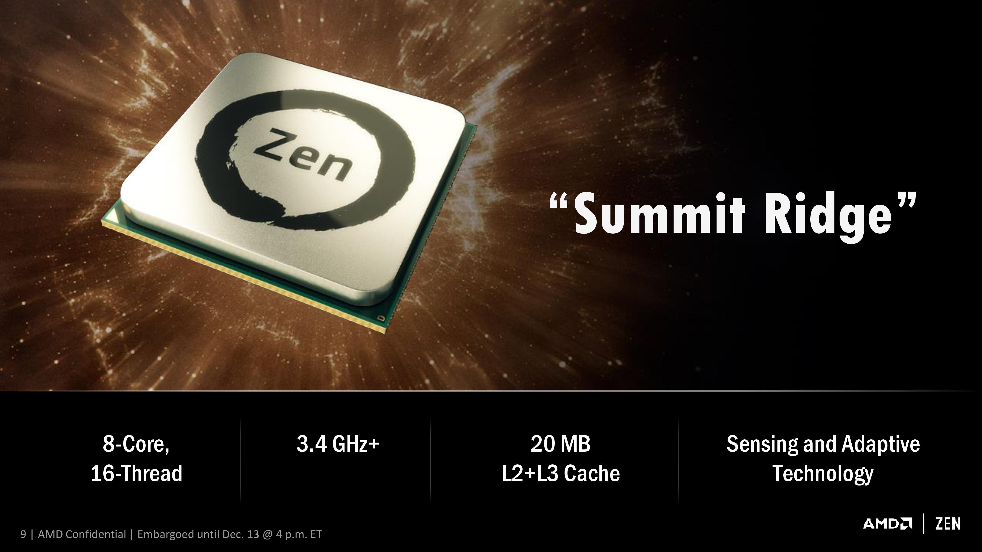 Photo of AMD anunță procesorul Ryzen