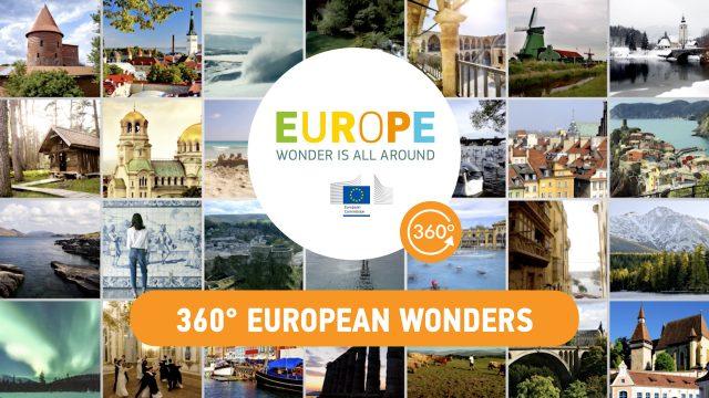 Photo of Cu ICF Mostra explorezi intreaga Europa în 360 °