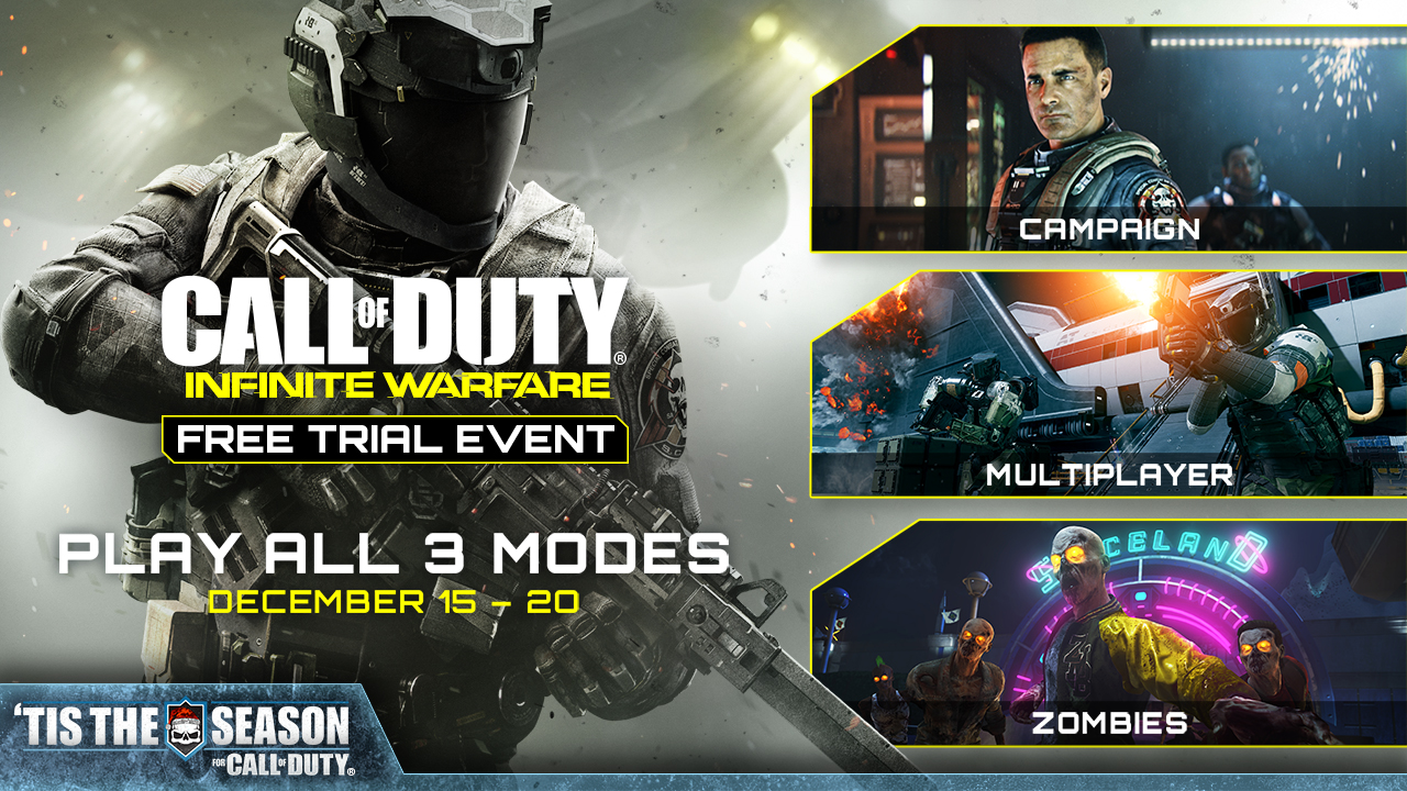 Photo of Call of Duty Infinite Warfare este gratuit pentru 6 zile