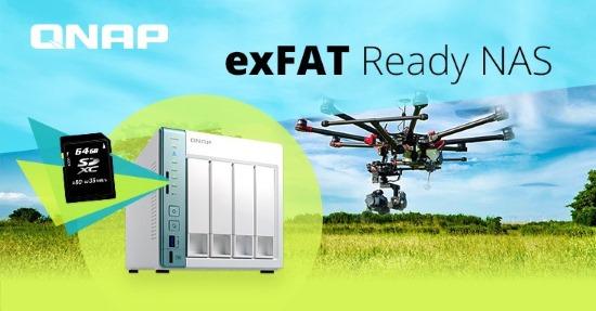 Photo of QNAP, Microsoft și Paragon Software lansează driverul exFAT pentru QNAP NAS