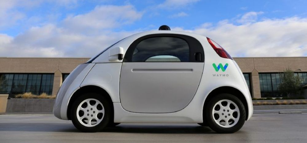 Photo of Mașina Google devine Mașina Waymo