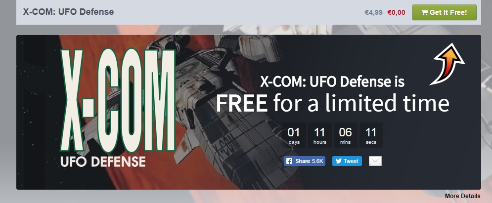 Photo of Primul joc X-Com este acum gratuit Humble Bundle
