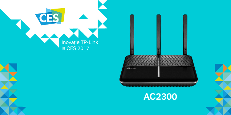 Photo of TP-Link lansează Deco, prima linie de sisteme Wi-Fi, la CES 2017